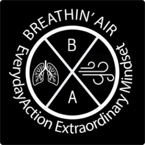 Read more about the article Podcast: Breathin' Air: Everyday Action, Extraordinary Mindset