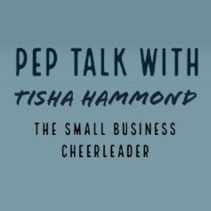 Pep Talk with Tisha Hammond